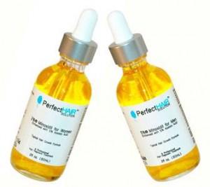 Minoxidil 5 y 2