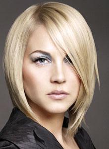 si no te apetece llevar el pelo corto un peinado bob puede ser la solucin para ocultar la calvicie en mujeres es importante que haya capas porque as se - Pelados Cortos Mujer