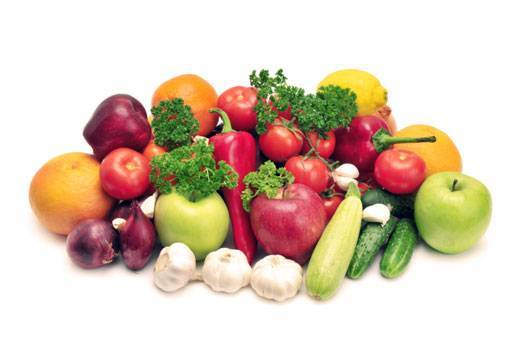 alimentos con vitaminas para el pelo