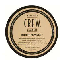 crew boost powder