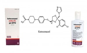 ketoconazol simbolo quimico
