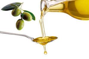preparar mascarilla de aceite de oliva virgen